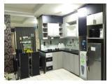 Sewa Apartemen Fully Furnished 1 BR, 2 BR dan 3 BR di Area MOI Kelapa Gading.