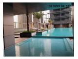 Apartemen Disewakan District 8 SCBD, South Jakarta