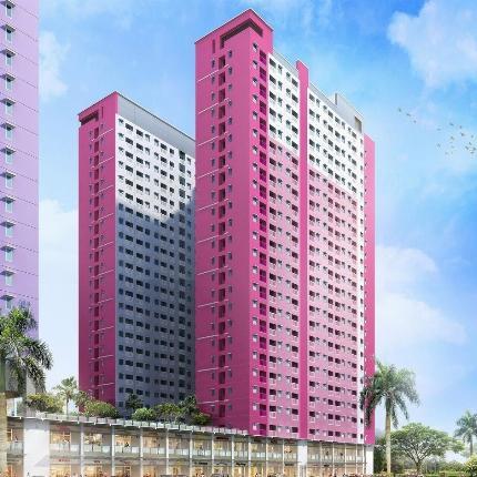 Dijual Apartemen Green Pramuka City Tower Nerine Brand New 2 Br Unfurnished 129180