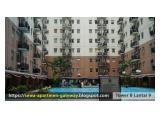 Disewakan Murah Apartement Gateway - Jakarta Selatan