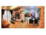 Disewakan Apartment The Royal Springhill Residence.  1BR, 73m. Full Furnished.