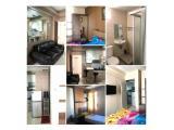 For Rent Gading Nias Recidence - Grand Emerald & Alamanda Tower 2BR Furnished