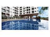 Jual / Sewa Apartemen Serpong GreenView / Green View Harga Murah – 2 BR 32 m2 Furnished