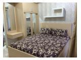 Disewakan Apartemen Taman Melati - Margonda Depok - Type Studio Full Furnished