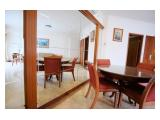 Disewakan Apartemen Puri Casablanca Menteng Dalam – 2+1 BR Fully Furnished