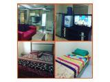 Sewa harian/bulanan/tahunan di apartemen gading Nias tipe setudio dan 2 kamar