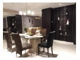 Sewa dan Jual apartment FX Residence Sudirman 1 / 2 / 2+1 / 3 / 3+1BR Fully Furnished