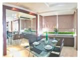 For Rent Apartment Permata Hijau Residence, Type 3+1 Bedroom & Fully Furnished