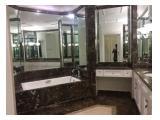Disewakan Murah Four Seasons Apartment - 3BR 197m2 Semi Furnished