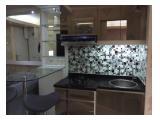 Disewakan 2BR full furnish Apartemen bassura city lengkap dengan semua fasilitas rumah tangga