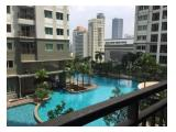 Disewa Apartemen Thamrin Residence , 2 bedrooms , fully furnished