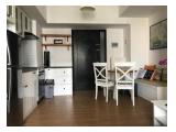 Disewakan Apartemen Ambassade Residence 2Bedroom 70sqm Fully furnished